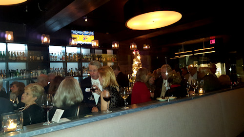 Holiday party at Blackstones